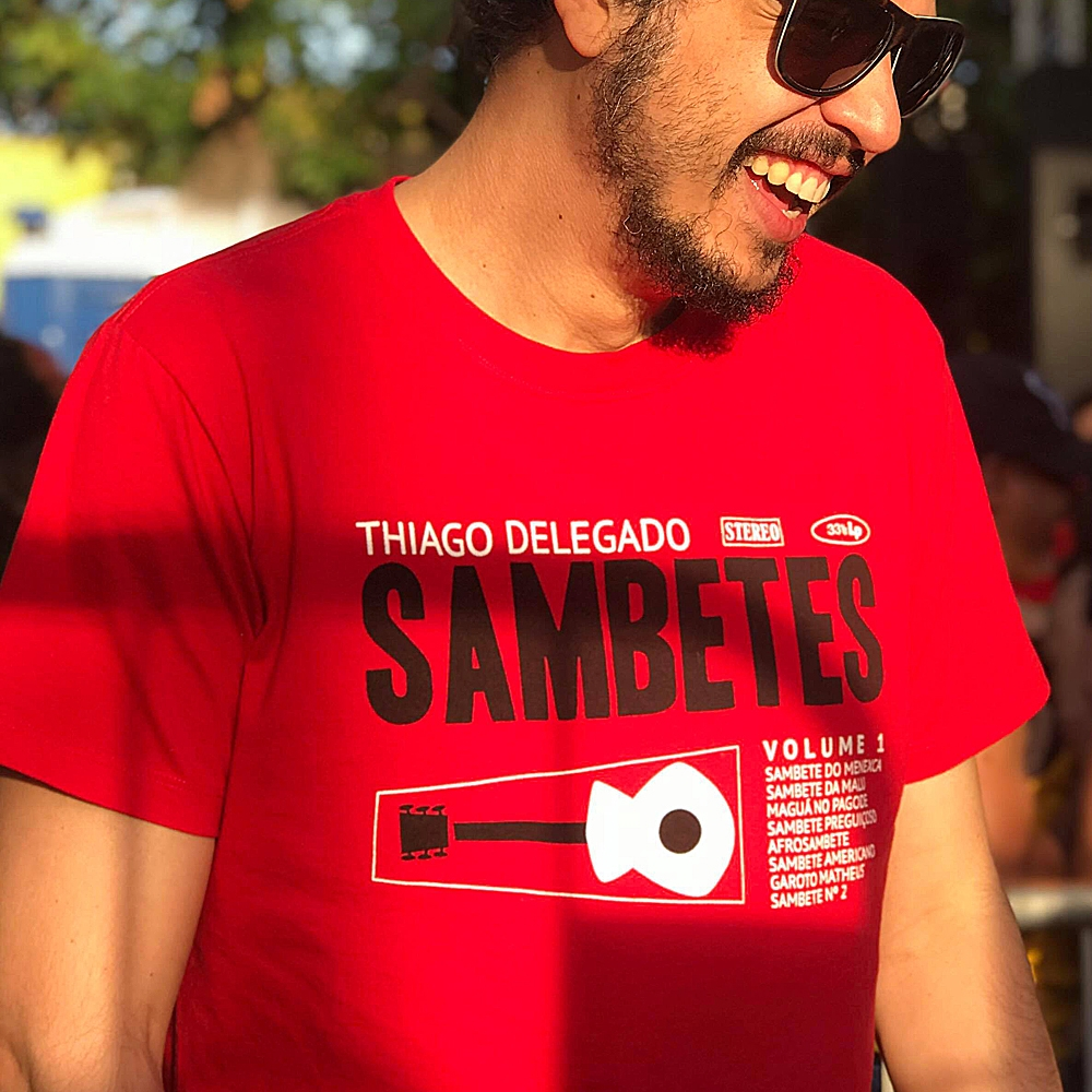 Camiseta Sambetes Vol. 1 (2018)